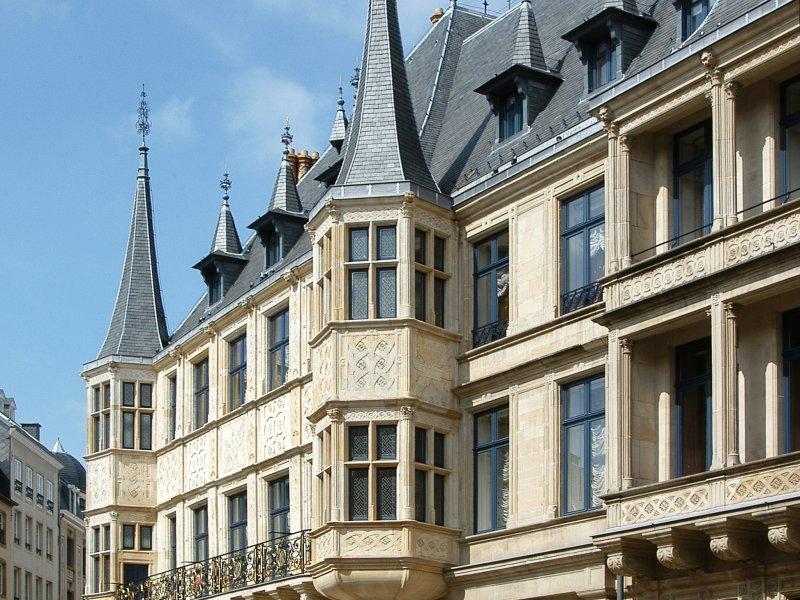 Großherzoglicher Palast, Luxemburg