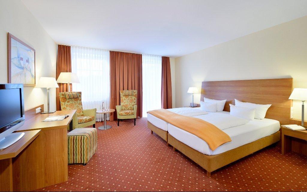 Parkhotel Maximilian Resort & Spa Zimmer Doppelzimmer