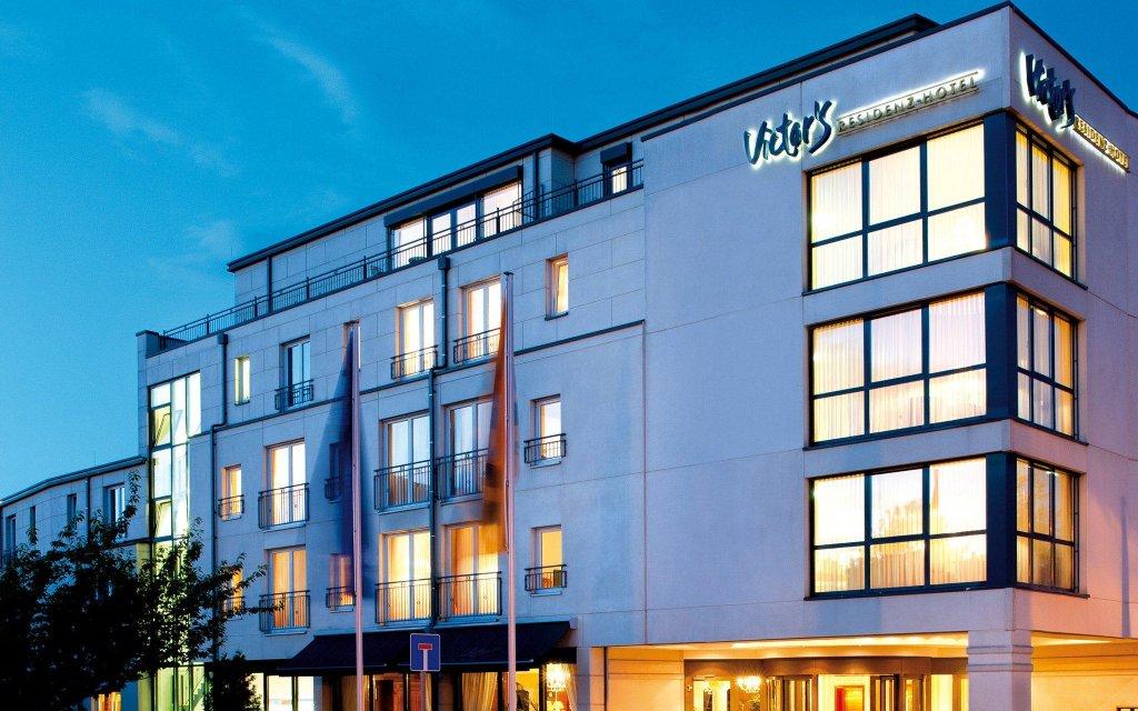Victor's Residenz-Hotel Erfurt aussen Außenansicht