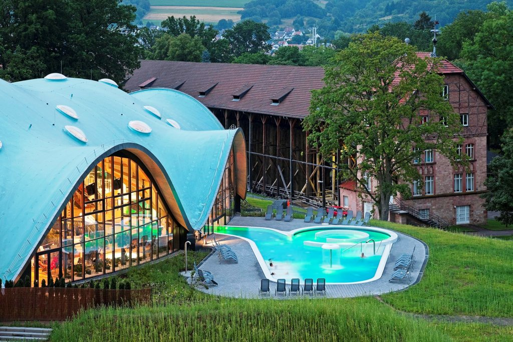 Bad Orb Hotel an der Therme Therme