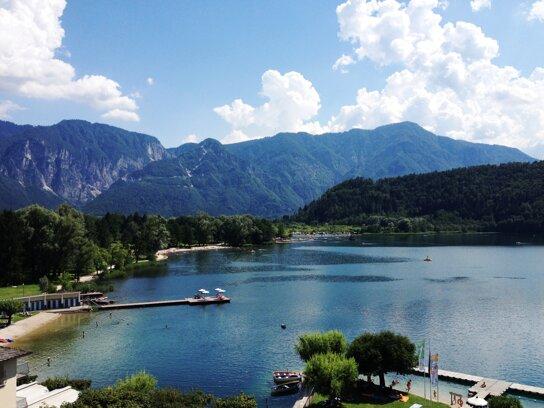 Lago di Levico c Cristina Facen
