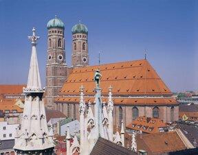 Nr. 120n-Domkirche zu Unserer Lieben Frau Frauenkirche-A Mueller