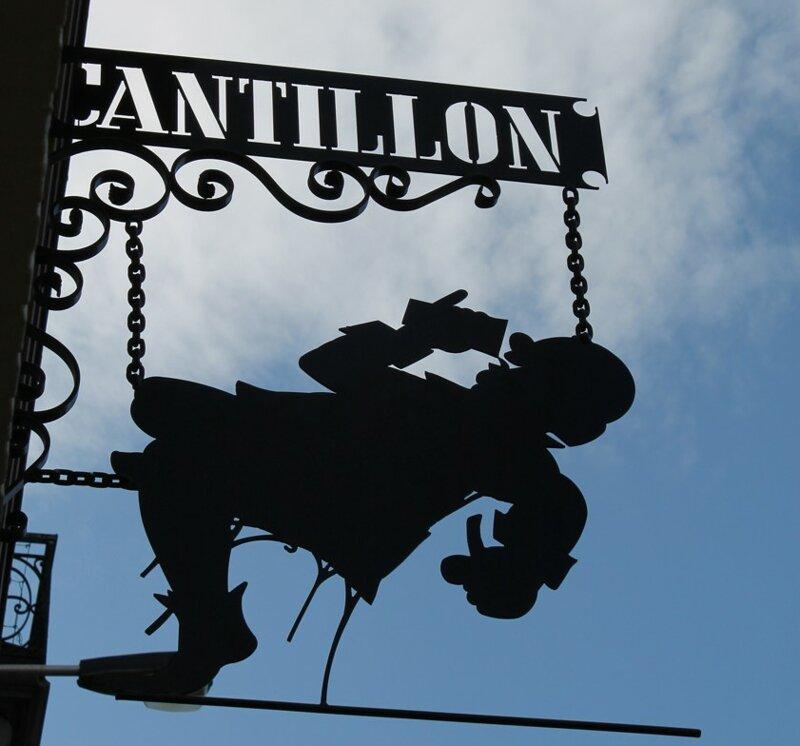 Cantillon Brauerei, Geuze Museum in Brüssel