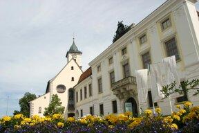 schmuckes Schloss Aulendorf