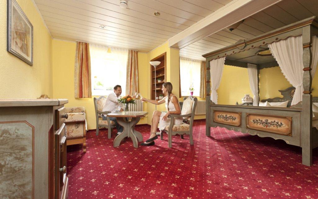 Hotel Goldner Stern Muggendorf Zimmer Doppelzimmer