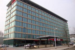Außenfassade des Corendon City Hotels Amsterdam