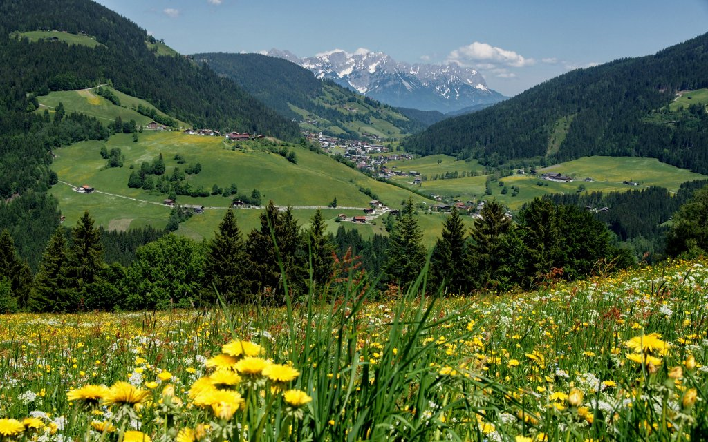 Wildschönau in Tirol