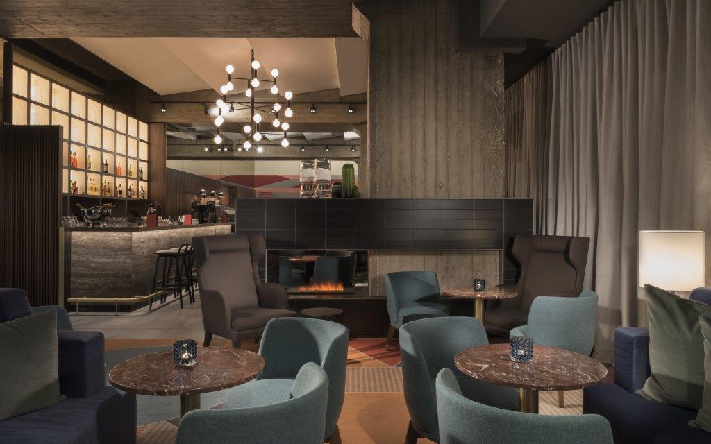 Adina Apartment Hotel Leipzig Lobby Bar