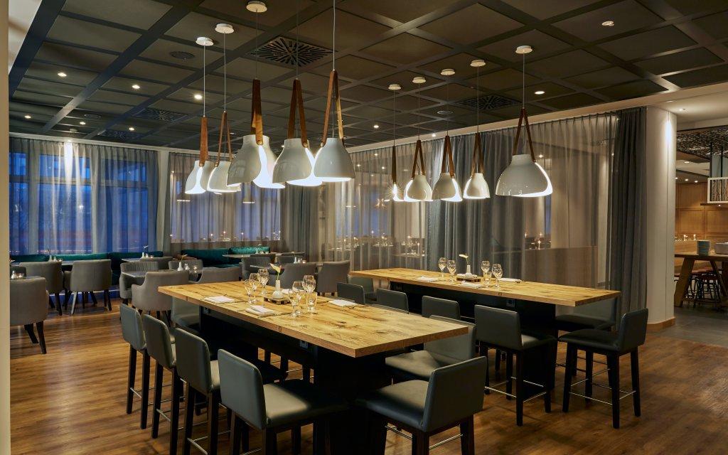 H4 Hotel Leipzig Restaurant