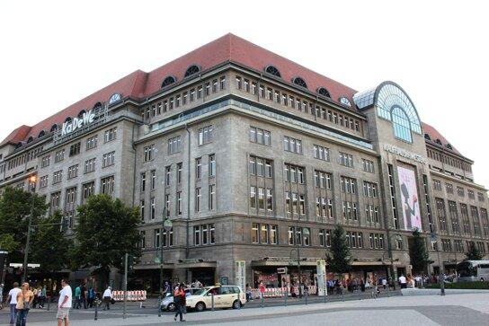 Kaufhaus des Westens c visitBerlin Janine Blechschmidt