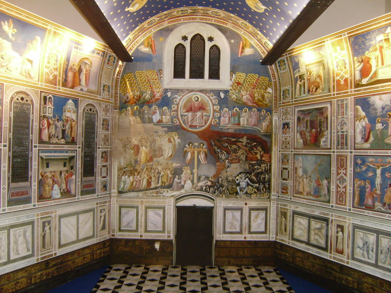 Scrovegni Kapelle in Padua