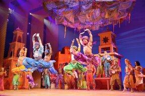 Tänzer Gruppe @ Stage Entertainment