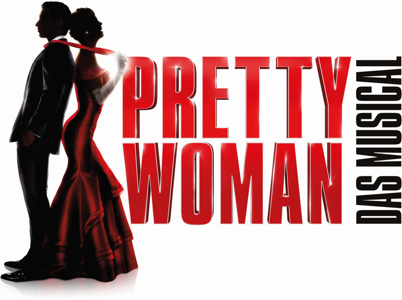 Logo Pretty Women Musical
