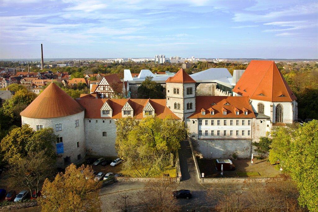 Städtereisen in Sachsen-Anhalt