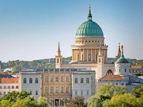 Stadtkern Potsdam mit Museum Barberini 2  Foto Helge Mundt presse