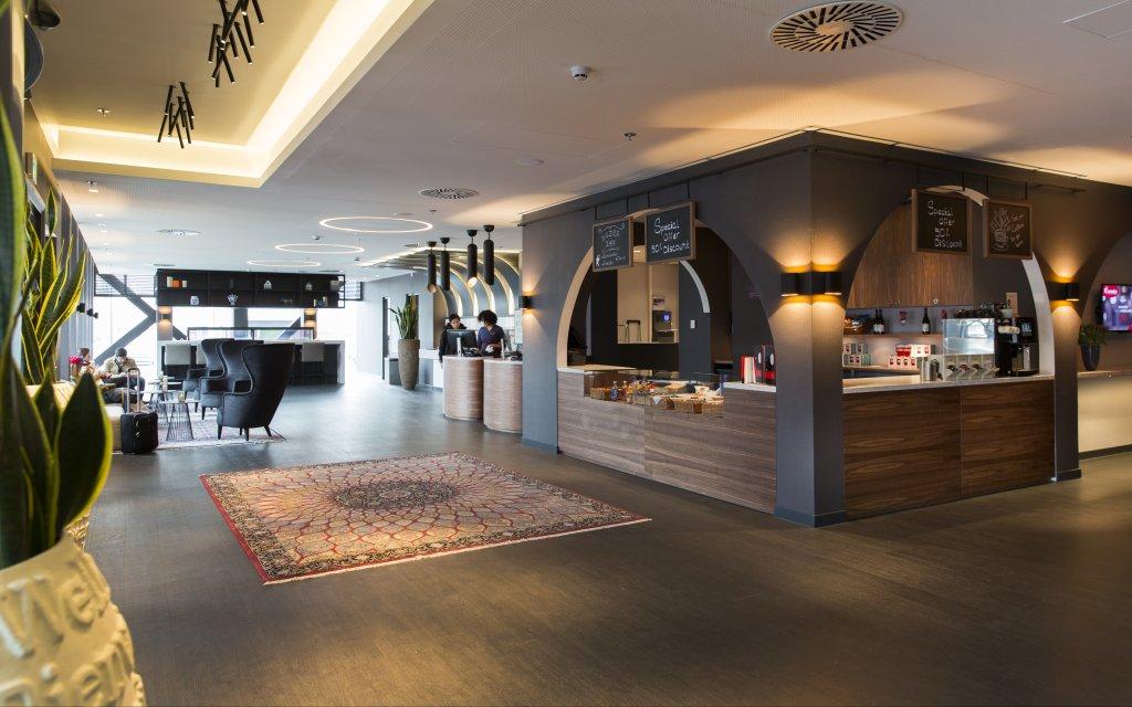 Corendon City Hotel Amsterdam Lobby Rezeption