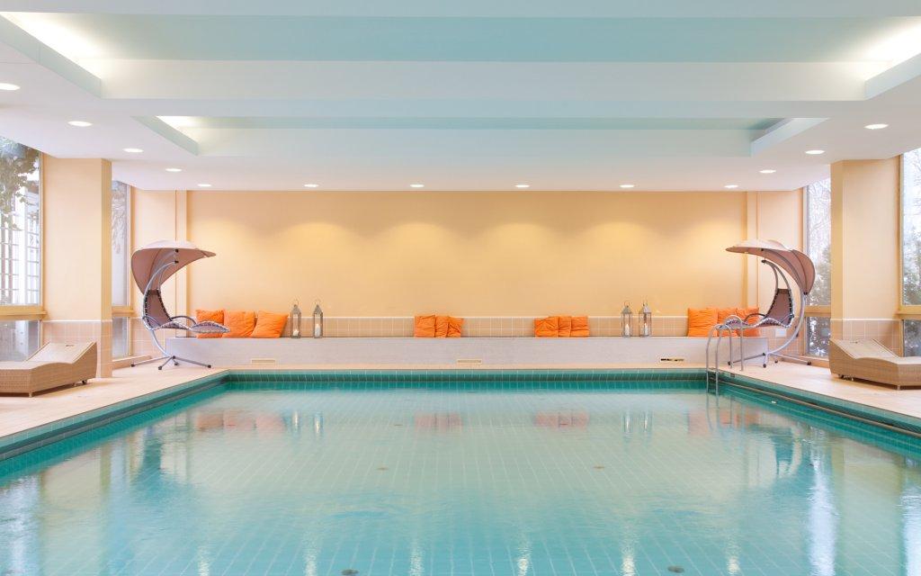 Bad Steben Relexa Hotel Pool Hallenbad