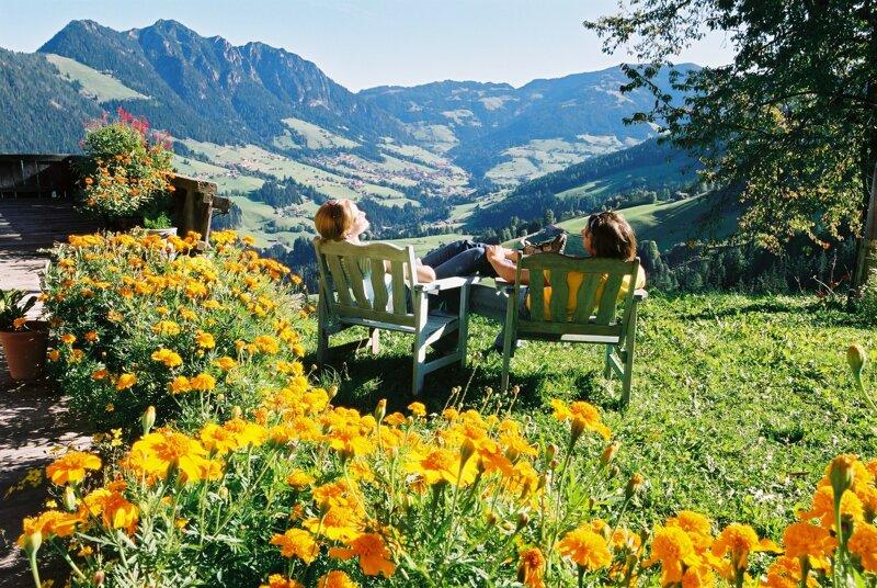 Garten Eden im Alpbachtal