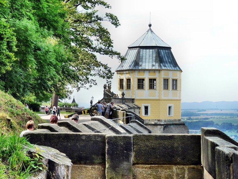 Festung Königstein Friedrichsburg c pixabay