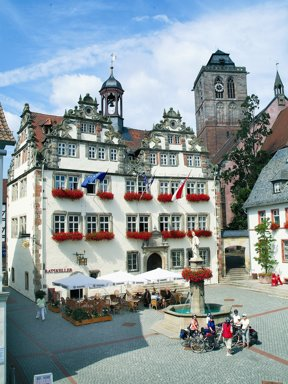 Rathaus © Kurbetrieb Bad Hersfeld