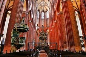 Kirche St. Nikolai Wismar