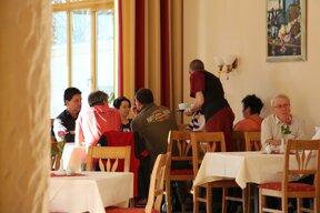 Bedienung Restaurant