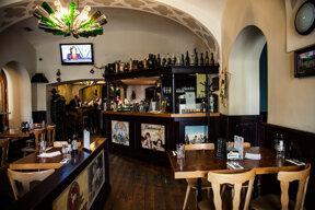 Restaurant Moravanka leer