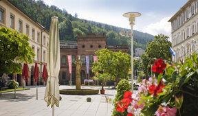 Stadtmitte Bad Wildbad ohne C Hotel