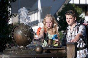 Bad Fredeburg Brunnen