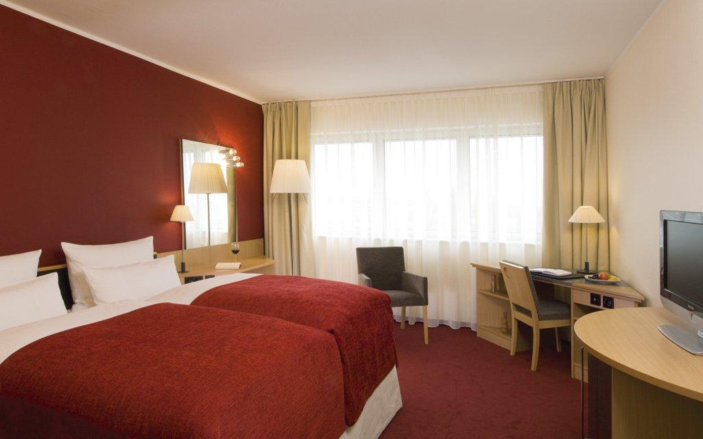 NH Dresden Neustadt Zimmer Doppelzimmer