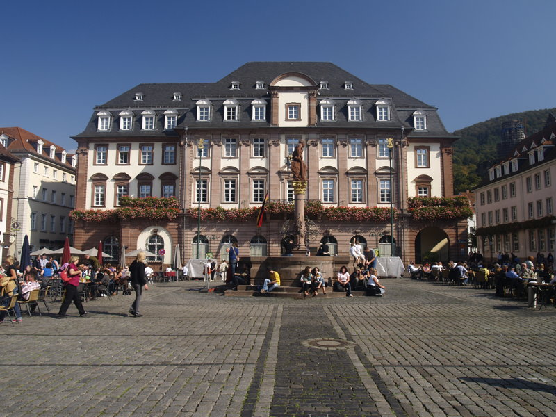 Rathaus C Heidelberg Marketing GmbH