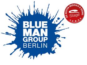 Blue Man Group - Show-Sensation in Berlin