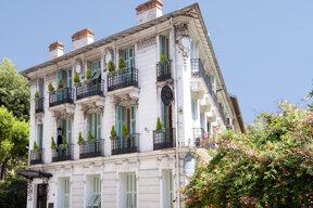 Das Belle Époque Hotel Villa Rivoli in Nizza