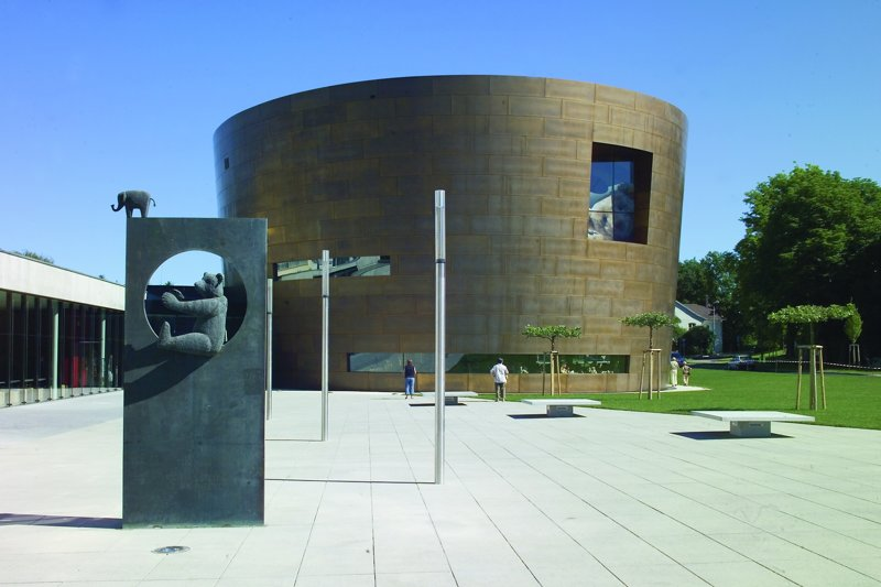 Außenansicht Steiff Museum