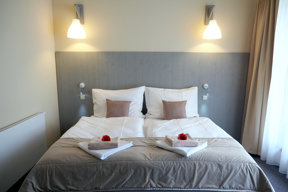 Hotel Vyprez-Standard Zimmer