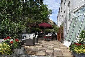 Außenbereich Lounge 1 c Noris