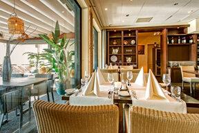 De Kamperduinen Restaurant Foto Hotel