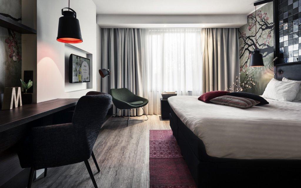 M Hotel Zimmer Doppelzimmer