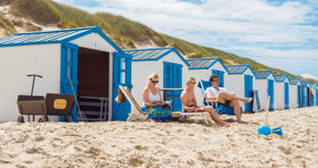 Hotel-opduin-texel-strandhuisje