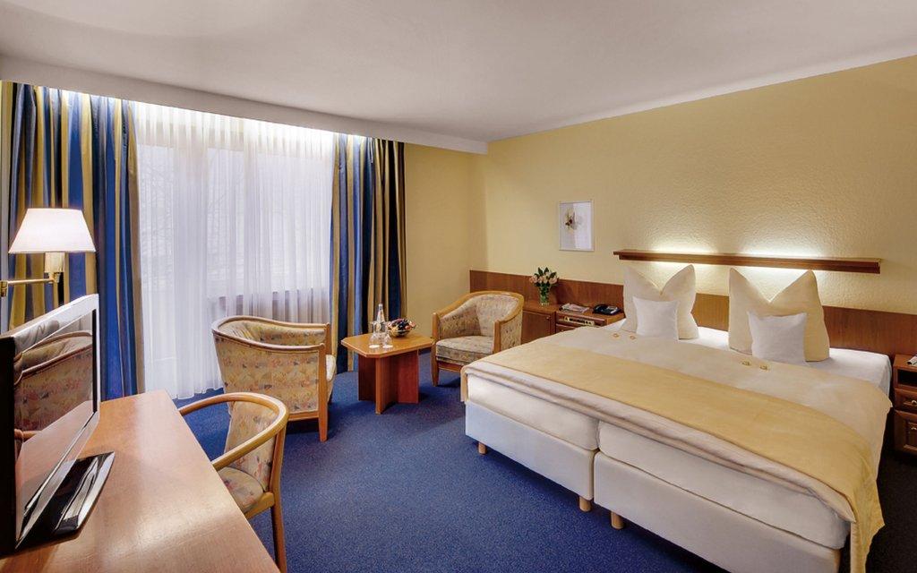 Gersfeld Hotel Gersfelder Hof Zimmer Doppelzimmer