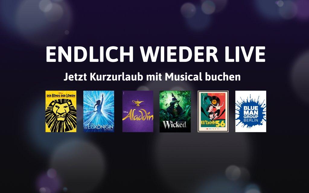 Musicals, Shows, Konzerte
