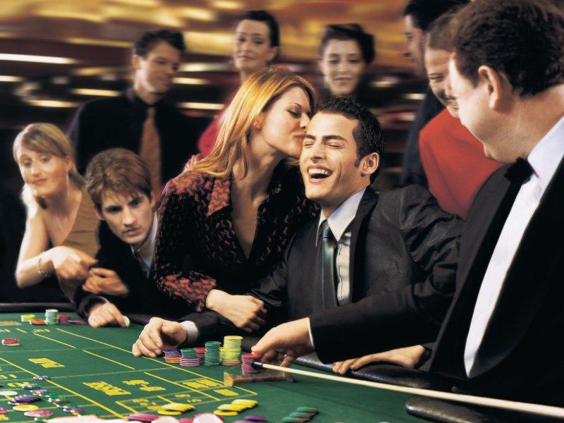 Casino Bad Kissingen- Gruppe spielt