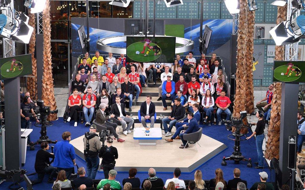 Sport1 Doppelpass Studio