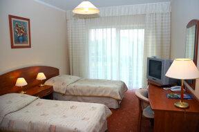 Zimmer Bett