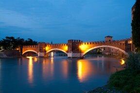Ponte Scaligero - Verona