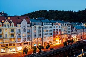 Hotel Dvorak-Abend