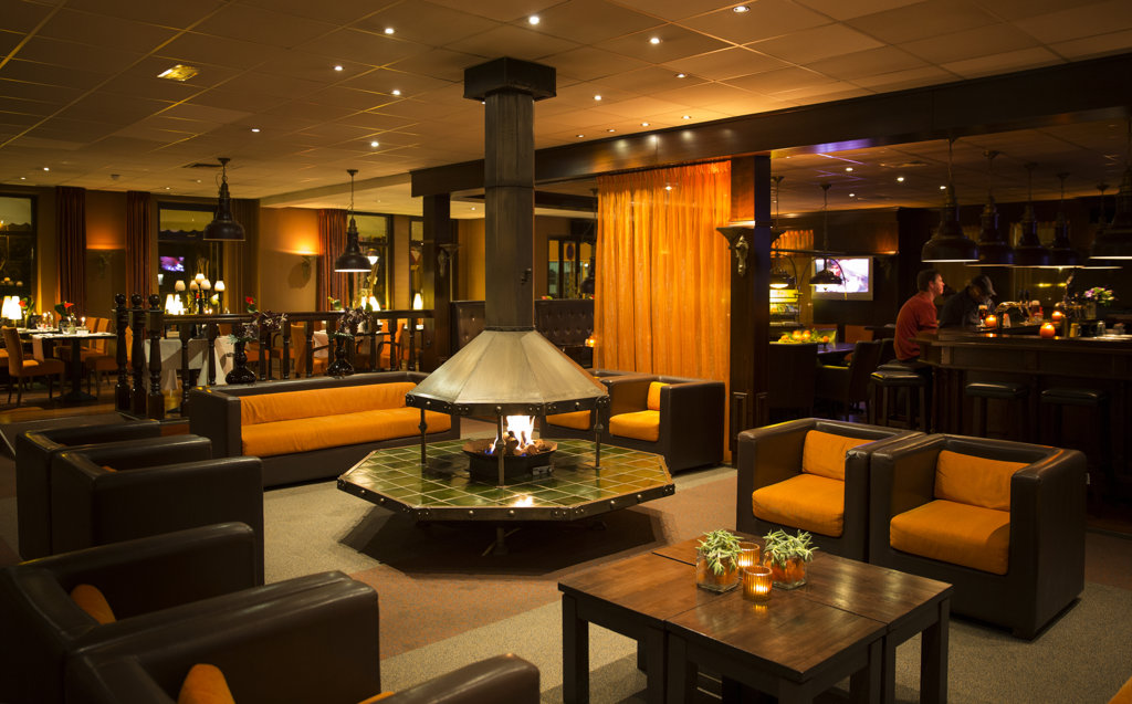 Coevorden Hotel Talens Lounge Lobby