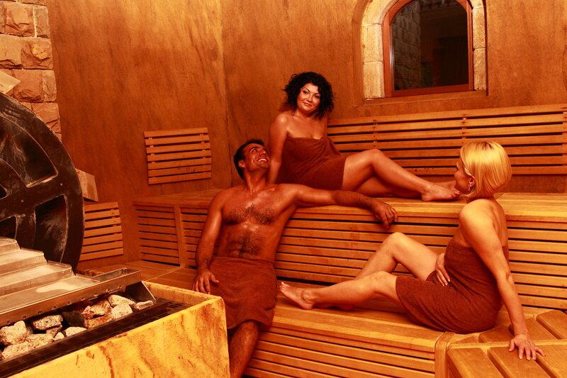Meditherme Bochum Sauna