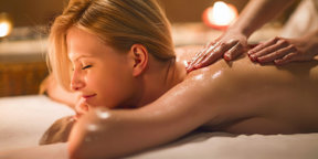 Wellness mit Massage