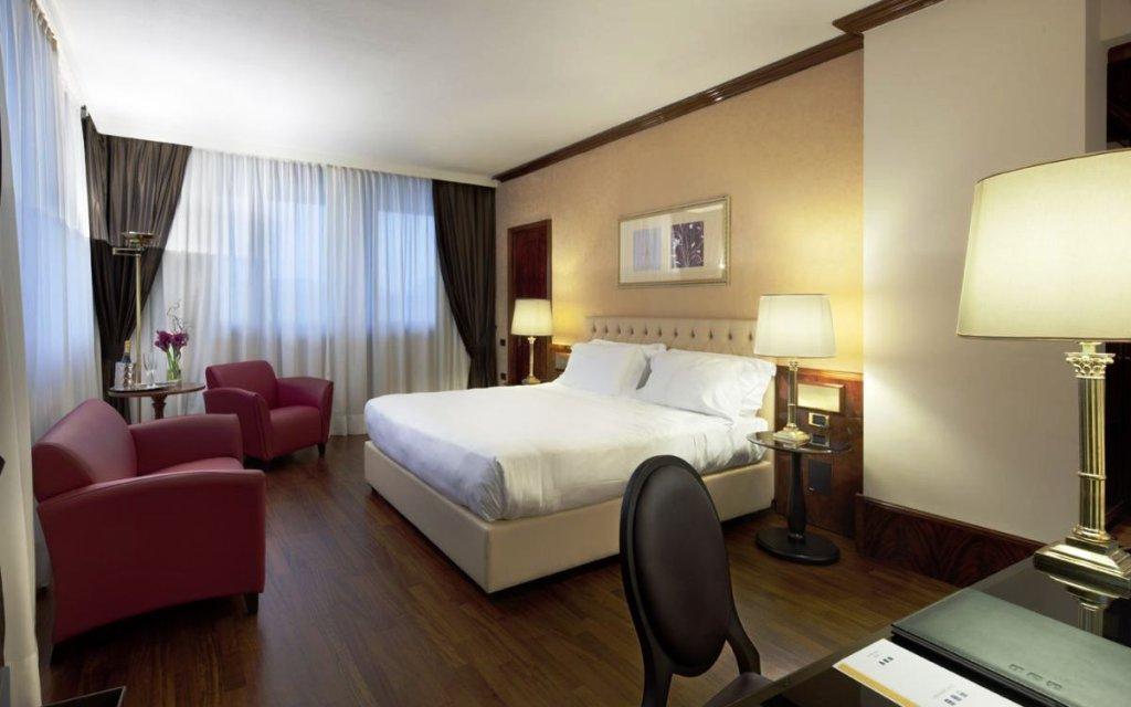 Mailand Una Hotel Scandinavia Zimmer Doppelzimmer